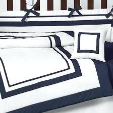 white comforter set mesmerizing blue and white bedding sets in navy comforter hotel baby throughout inspirations