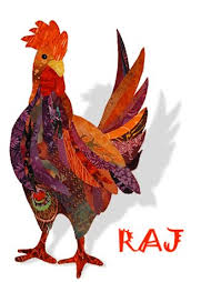 That Radical Rooster Quilt Patterns by designer Florine Johnson & Radical Rooster Applique Quilt Pattern Adamdwight.com