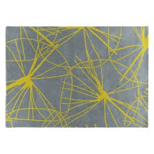 yellow and grey rug large yellow and grey hand tufted wool rug x now at yellow and grey rug
