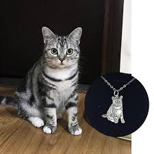 Cat Stock Quote Best Get Customized Cat Necklace With Best Cat Gift Store Crazycatshop