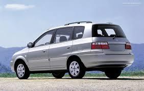 KIA Carens specs - 2002, 2003, 2004, 2005, 2006 - autoevolution
