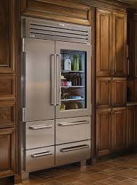 side by side refrigerator freezer with glass door5