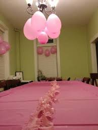 Cheap and Easy Pink Party Decorations