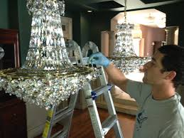 kc power clean review chandelier cleaning