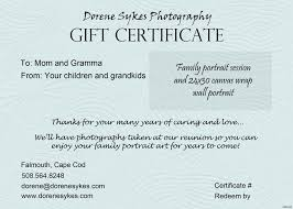 Gift Certificate Word Sample Certificate For Free Gift New Sample Blank Gift Certificate 21