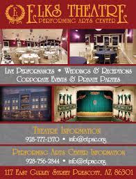 Contact Elks Theatre Performing Arts Center