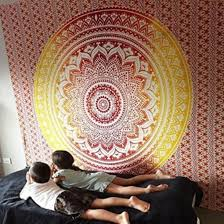home accessory in indian in boho tapestry wall tapestry dorm tapestry elephant tapestry psychedelic tapestries magical night star mandala