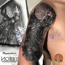 Work In Progress Eseguito Da Nobby All Ink Shop Tattoo Faenza
