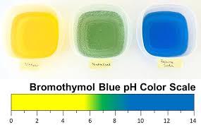 Bromthymol Blue Ph Color Range Usdchfchart Com