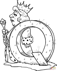 Small Picture Letter Q Is For Quarter Coloring Page With Coloring Page esonme