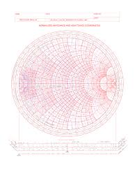 The Smith Chart Pdf Smith Chart 5 Free Templates In Pdf Word Excel Download