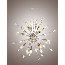 40 inches mid century modern sputnik light fixture italian starburst chandelierceiling lights