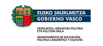 gobierno vasco logo cultura bilaketarekin bat datozen irudiak