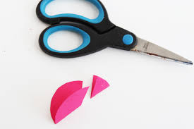 Paper Flower Cutting Tools 3d Paper Flowers One Little Project