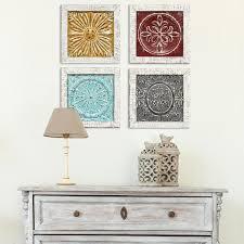 stratton home decor accent metal tile