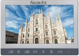 Купить <b>Видеодомофон FALCON EYE Milano</b> Plus HD, белый в ...