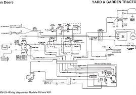 john deere l120 wiring diagram john deere alternator wiring gy21127 at John Deere L120 Wiring Harness
