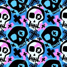 Skull Funky Boys And Girls Apparel ...