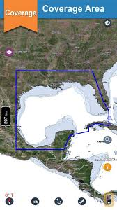 Gulf Of Mexico Fishing Charts For Iphone Ipad App Info