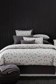 licious black and white stripe single duvet cover dunelm sets covers