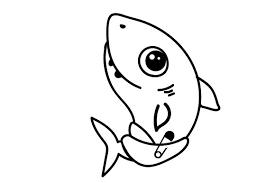 Baby Shark Svg Cut File By Creative Fabrica Crafts Creative Fabrica