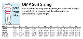 Omp Kart Suit Size Chart Suit Sizes Fashion Dresses