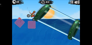 Moto X3M Pool Party - GamesOMG.com