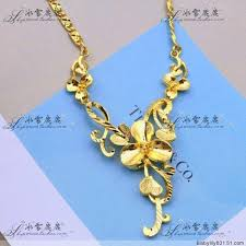 gold in hong kong with chinese style rich with money to spend high imitation gold plated necklace wedding necklace gold new year ceremo pendant