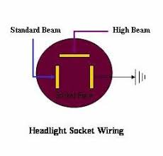 55 headlight parking light wire routing ford truck enthusiasts k f1 headlight plug wiring jpg views 3347 size 19 6 kb