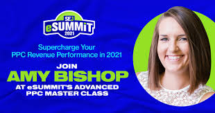 Join Amy Bishop's eSummit PPC Master Class