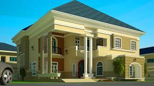 4 Bedroom, Modern Triplex (3 Floor) House Design. Area: 234 Sq