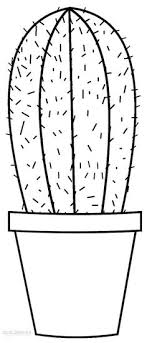 Small Picture Cactus coloring pages we have the coolest plants in AZ Arizona