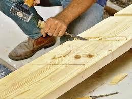 Denn diese muss auf der einen seite witterungseinflüssen standhalten und darf auf der anderen seite bei nässe oder frost nicht zur gefahrenzone werden. Holztreppe Bauen Bauhaus