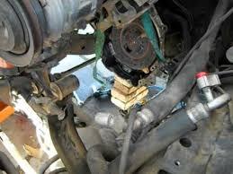 mitsubishi montero engine removal mitsubishi montero engine removal