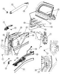 Dodge caravan sliding door parts images