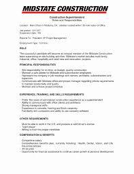 Modern Resume For Tradesmen Vignette Documentation Template