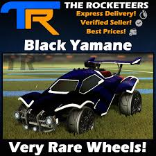 PS4/PSN] Rocket League Every Painted YAMANE Very Rare Wheels Elevation  Crate