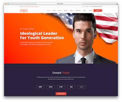 Best Political Wordpress Themes For Politicians 2019 Colorlib