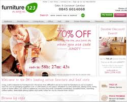 furniture 123. latest furniture 123 discount codes vouchers september 2017