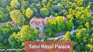 Βασιλικά Ανάκτορα & Kτήματα Τατοΐου - Tatoi Palace (drone flight) - YouTube
