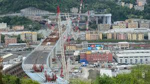 A Genova alzata l'ultima campata del ponte di Renzo Piano - Sputnik Italia