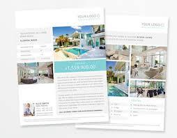realtor flyers templates luxury real estate flyer realtor flyer templates dni america flyer