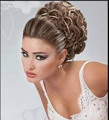 Image Coiffure Mariage Algerien Coiffure Cheveux Mi Long