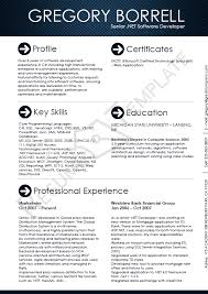 58 Inspirational Best Resume Samples For Software Engineers