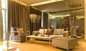 minimalist living room sofa mirror wall renderings