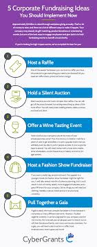 things to raffle off at a fundraiser 15 corporate fundraising ideas you should implement now