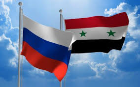 Image result for Russia in Syria one year