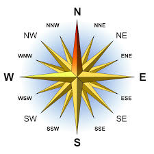 Compass Degrees Chart Points Of The Compass Wikipedia