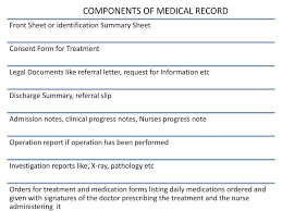 Medical Records Request Letter From Attorney Medical Documentation And Its Legal Aspects Ppt Download