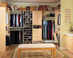 Bedroom:Idea For Master Bedroom With Small Walk In Closet Organization With  Metal Clothes Racks